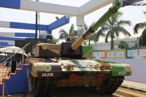 Main Battle Tank Arjun