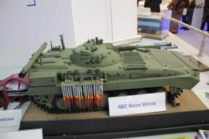 NBC Recce Vehicle