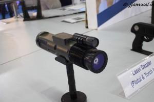 DRDO Torch Type Laser Dazzler