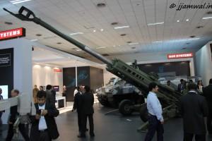 BAE M777 Light Weight Howitzer