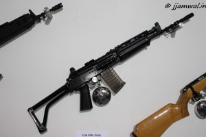 INSAS 5.56mm Para version