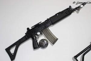 KALANTAK 5.56 mm micro assault rifle