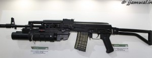ARSENAL 5.56x45mm assault rifle with 40x46 mm Underbarrel Grenade launcher (UBGL-M8)