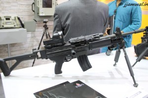 NEGEV SF Light Machine Gun