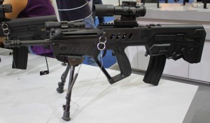 TAVOR STAR Assault Rifle with MX3 Magnifying Scope