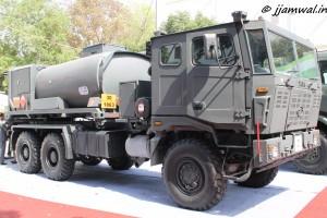 Tata 6x6 7KL Refueler