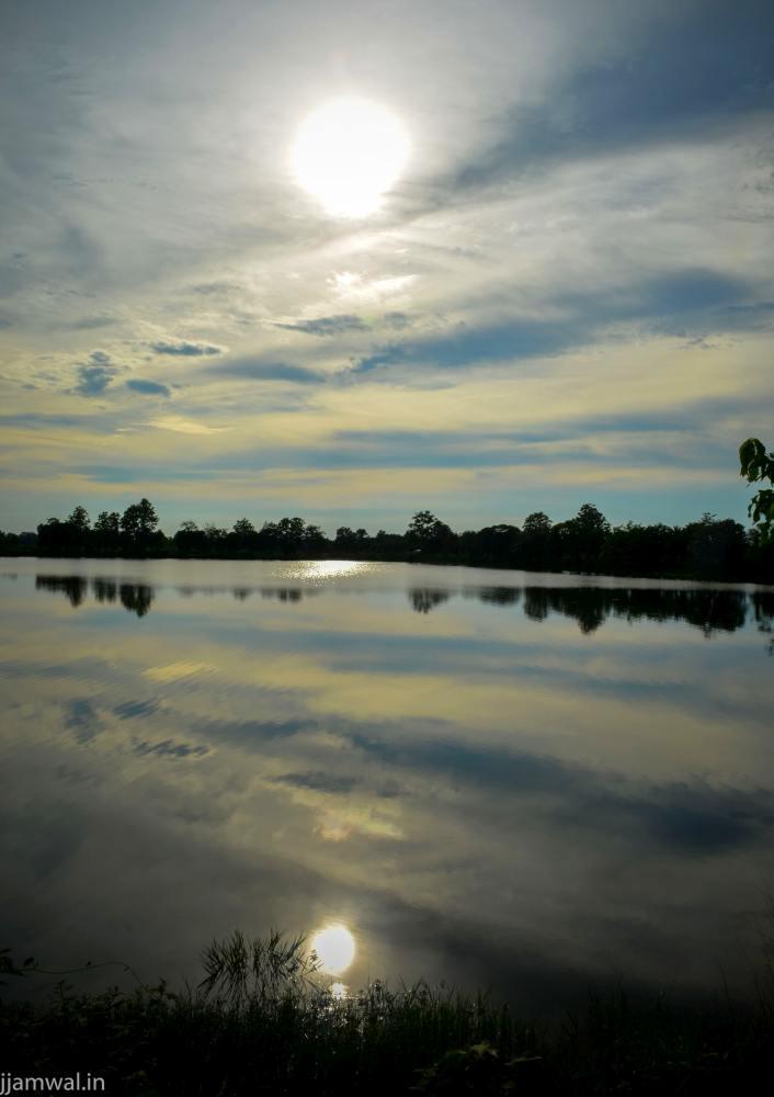 Katta Beel Lake, Meghalaya
