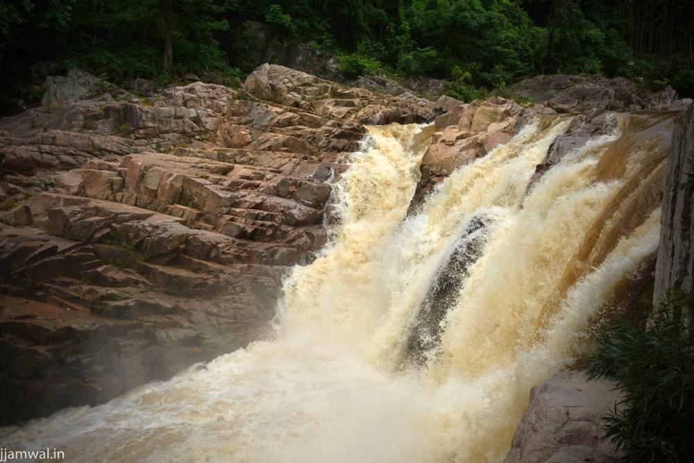 Pelga Falls, Meghalaya