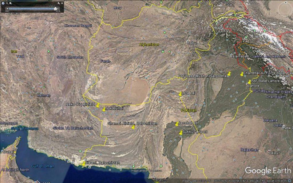 Lora Lai distance from IB 316km