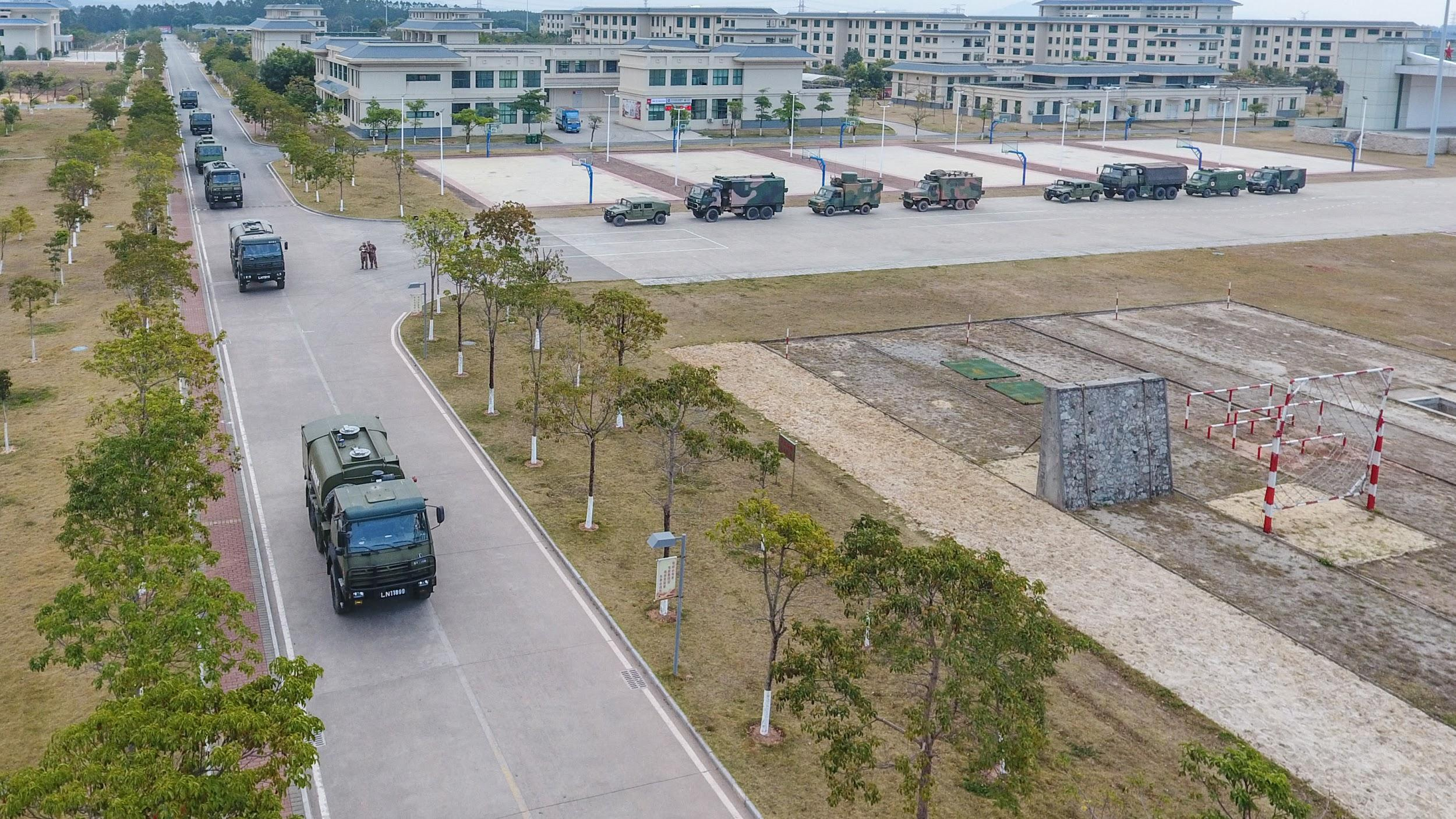 74th Group Army, Southern Theater Command (chinamil.com.cn)