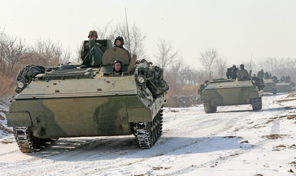 IMAGE 7: 79th Group Army, Northern Theater Command (chinamil.com.cn)