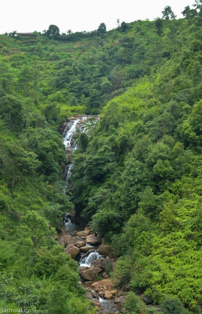 Waterfall near Nognstoin